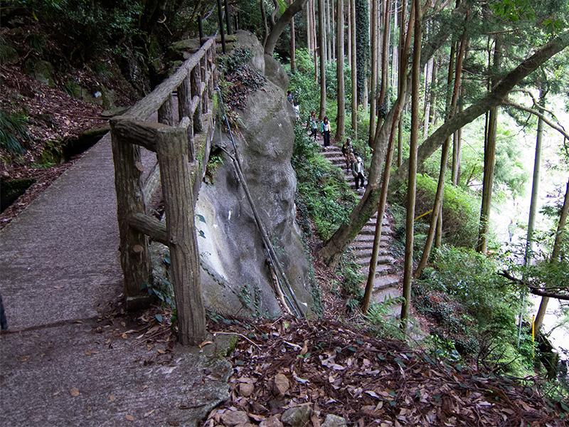河津七滝 散策