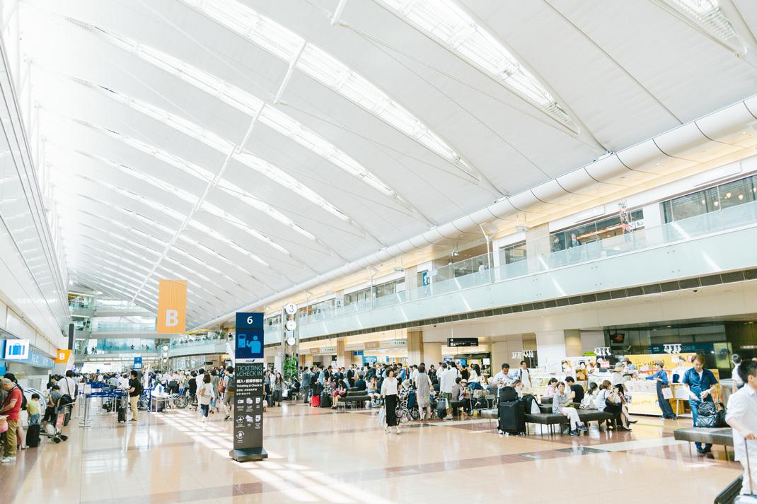 空港のイメージ