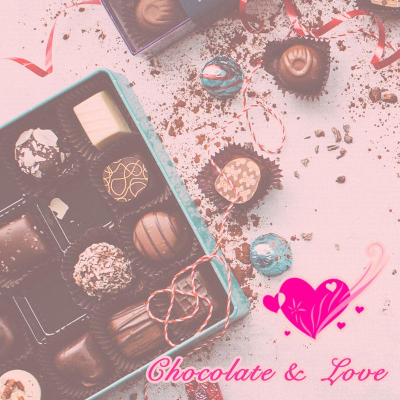 チョコレートには媚薬が入っているからバレンタインはチョコレート