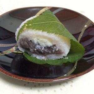 ザ・リッツ・カールトン大阪 桜餅 2017