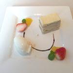 大阪市福島区の隠れ家的フレンチレストラン『ミチノ・ル・トゥールビヨン』でランチに行ってきました♪