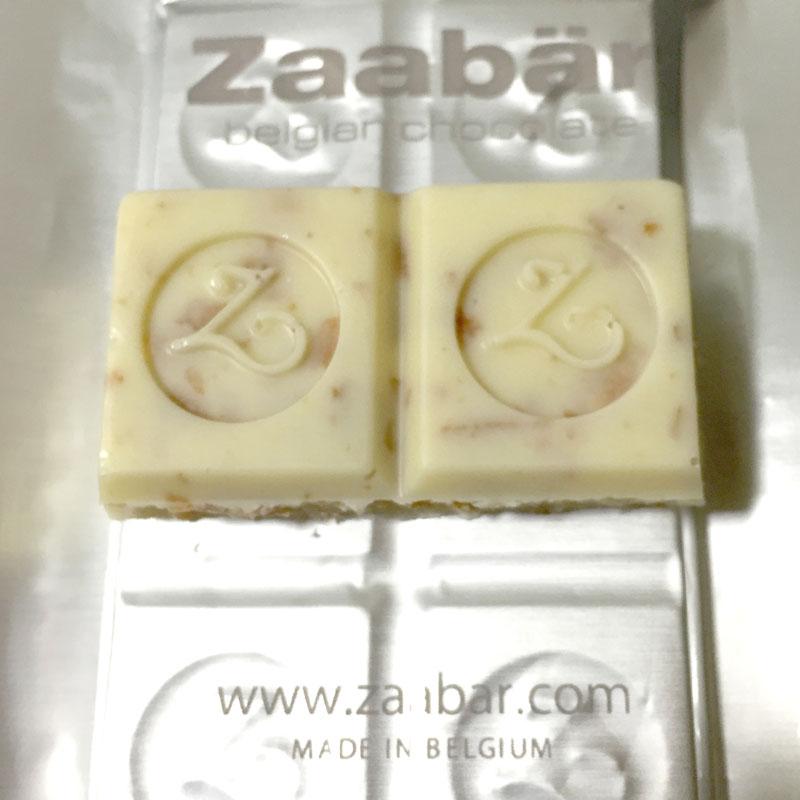Zaabar(ザバール)バーチョコレートMono(モノ) 真空チョコレート