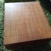 メルカリで購入した将棋盤が届きました