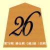 26連勝おめでとう!!第76期 順位戦 C級2組 1回戦『瀬川晶司五段VS藤井聡太四段』