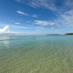 マレーシアへのマイル旅その③~竹富島散策編~石垣空港~竹富島でチャリンコ散策~コンドイビーチの美しさに感動
