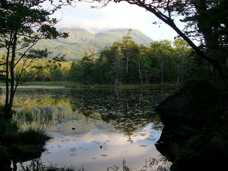 知床五湖・知床二湖