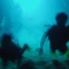 沖縄旅行記④真栄田岬で青の洞窟ダイビング体験~沖縄アーサーそば~万座毛の絶景を堪能