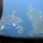 沖縄旅行記⑧那覇空港から高知龍馬空港へ空の旅