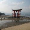 広島ぶらり旅①宮島でカキフライ定食と大鳥居と厳島神社と水族館を楽しむ旅