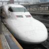 静岡一周富士伊豆箱根めぐり旅②大阪から静岡まで新幹線の旅!窓から見える風景が楽しい!