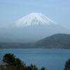 静岡一周富士伊豆箱根めぐり旅⑧本栖湖で千円札の裏側にある富士山の風景を撮影したい
