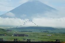 2011富士火力演習