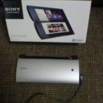 ソニータブレットPを買いました!