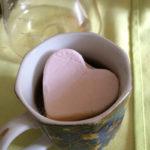 コーヒーにマシュマロを入れてみた